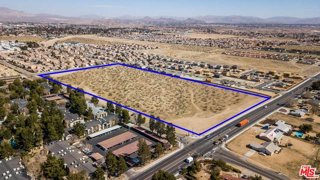 0 Nisqualli Rd. / 11th Ave., Victorville, CA 92395 (#21-723044) :: Angelo Fierro Group | Compass