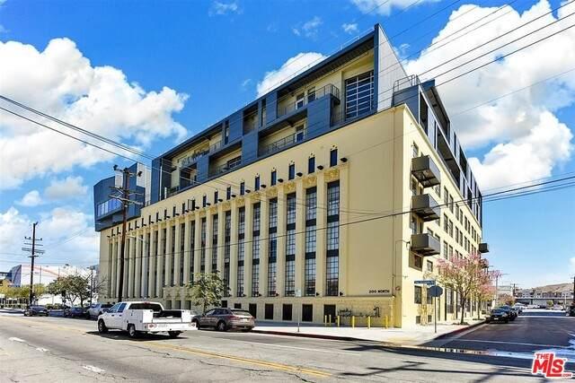 200 N San Fernando Rd #302, Los Angeles, CA 90031 (#21-723436) :: The Pratt Group