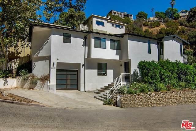2228 Laurel Canyon Blvd, Los Angeles, CA 90046 (MLS #21-723450) :: The John Jay Group - Bennion Deville Homes