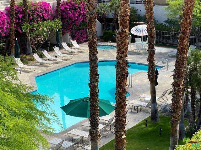 470 S Calle Encilia B20, Palm Springs, CA 92262 (#21-723536) :: Randy Plaice and Associates