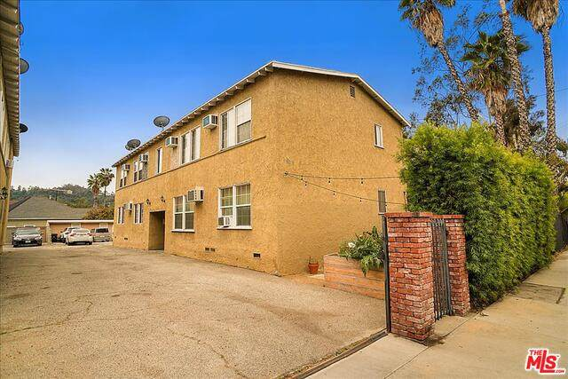 5920 Benner St, Los Angeles, CA 90042 (#21-723762) :: Berkshire Hathaway HomeServices California Properties