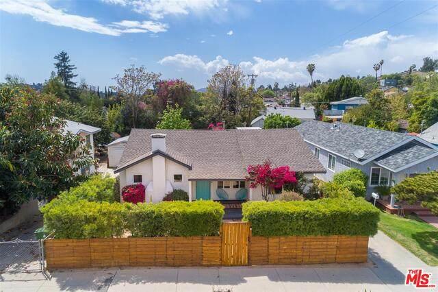 1621 N Avenue 55, Los Angeles, CA 90042 (#21-724066) :: Berkshire Hathaway HomeServices California Properties