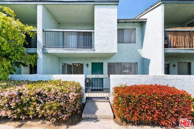 793 Richland St, Upland, CA 91786 (MLS #21-724142) :: Zwemmer Realty Group