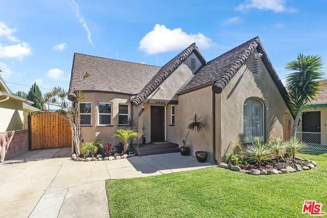 1010 E Brett St, Inglewood, CA 90302 (#21-724168) :: Randy Plaice and Associates