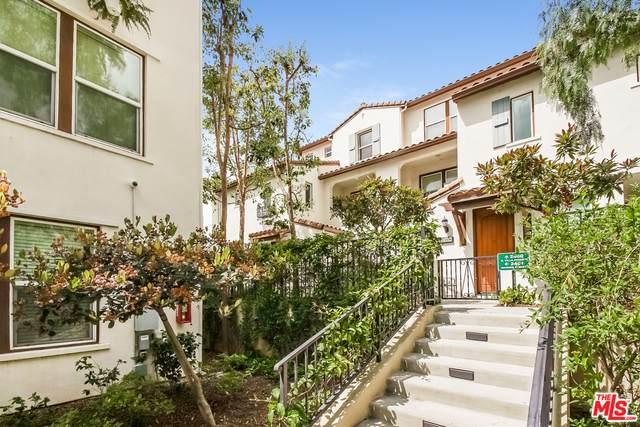 2460 E Villa St #5, Pasadena, CA 91107 (#21-724488) :: Lydia Gable Realty Group