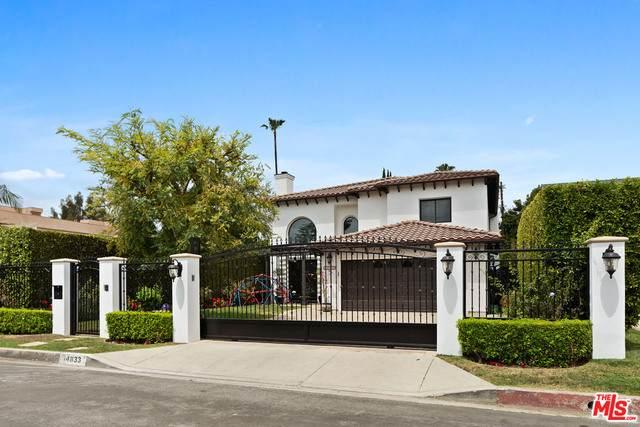 14833 Hesby St, Sherman Oaks, CA 91403 (#21-724656) :: Randy Plaice and Associates