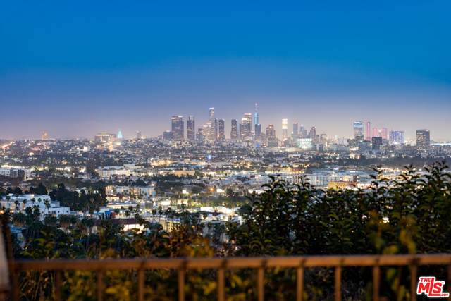 1898 N Stanley Ave, Los Angeles, CA 90046 (MLS #21-725196) :: The John Jay Group - Bennion Deville Homes