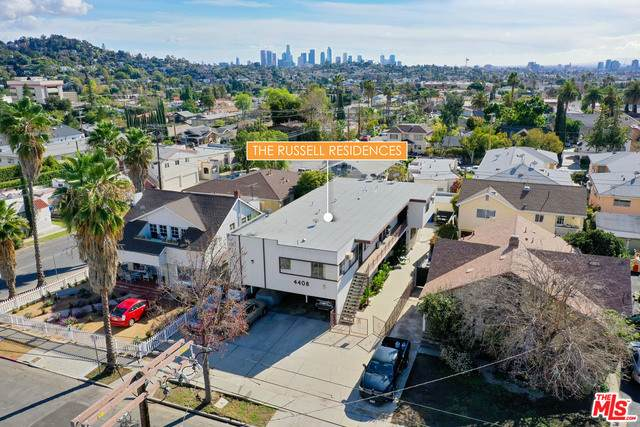 4408 Russell Ave, Los Angeles, CA 90027 (#21-725314) :: Compass