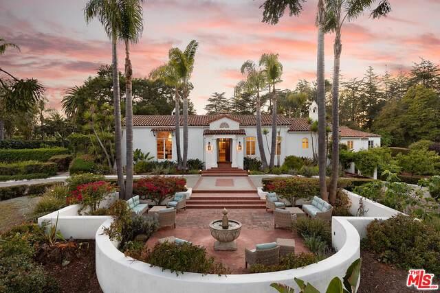 820 Cima Linda Ln, Santa Barbara, CA 93108 (MLS #21-725410) :: The Jelmberg Team