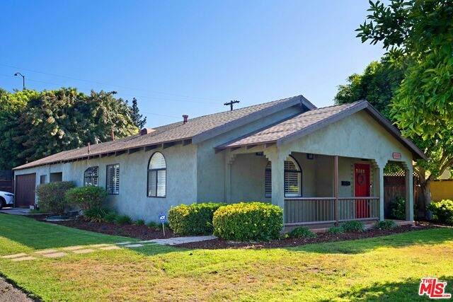 15200 Morrison St, Sherman Oaks, CA 91403 (#21-725528) :: Randy Plaice and Associates
