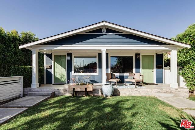 3523 Garden Ave, Los Angeles, CA 90039 (#21-725580) :: The Pratt Group