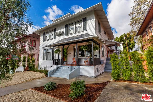 2627 Halldale Ave, Los Angeles, CA 90018 (#21-725702) :: The Pratt Group