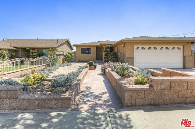 1312 W 127Th St, Los Angeles, CA 90044 (#21-725942) :: Berkshire Hathaway HomeServices California Properties
