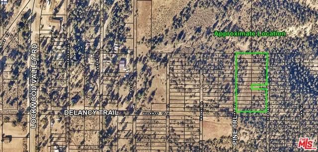 0 Delancy Trl, Frazier Park, CA 93932 (#21-725970) :: The Grillo Group