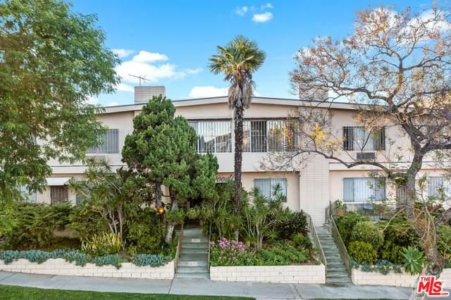 5025 Maplewood Ave #7, Los Angeles, CA 90004 (#21-725972) :: Berkshire Hathaway HomeServices California Properties