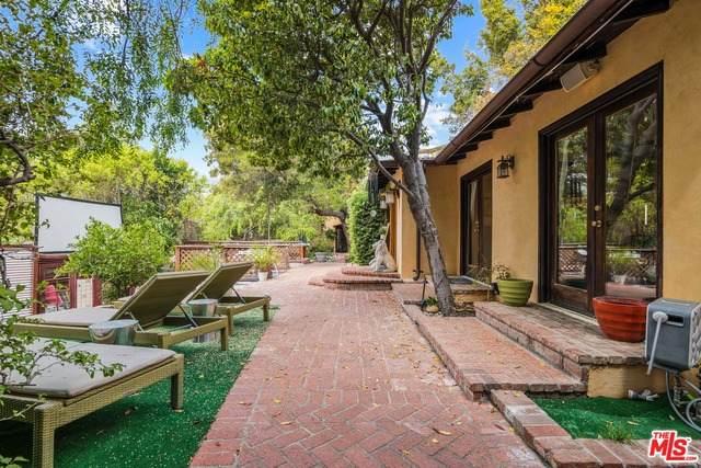 7419 Del Zuro Dr, Los Angeles, CA 90046 (MLS #21-726038) :: The John Jay Group - Bennion Deville Homes