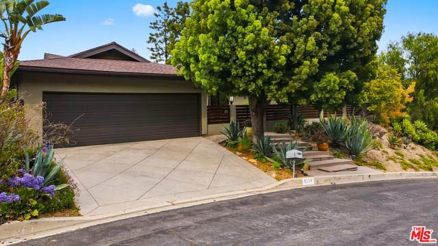 3235 Steven Dr, Encino, CA 91436 (#21-726076) :: The Pratt Group