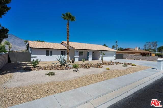 1815 N Viminal Rd, Palm Springs, CA 92262 (MLS #21-726148) :: Zwemmer Realty Group