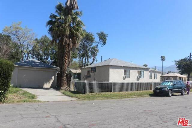 1512 Wall Ave, San Bernardino, CA 92404 (#21-726540) :: Berkshire Hathaway HomeServices California Properties