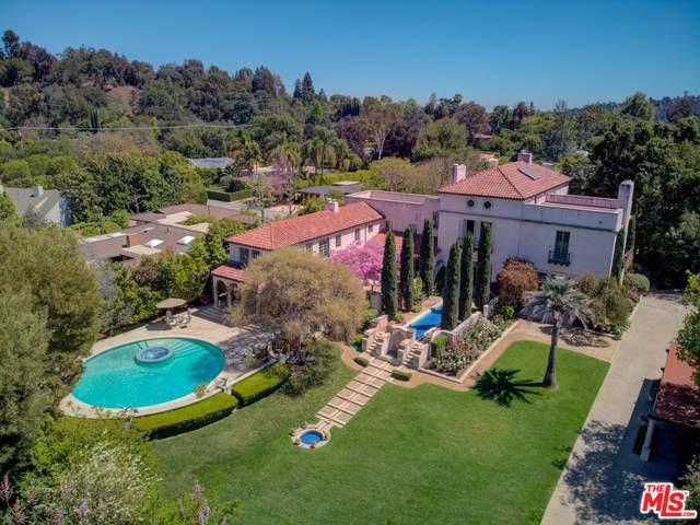 1210 S Arroyo Blvd, Pasadena, CA 91105 (#21-726542) :: Randy Plaice and Associates