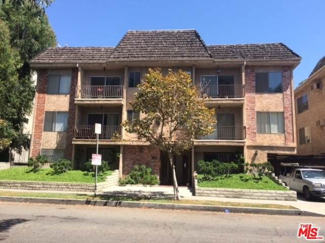 740 N Orlando Ave, Los Angeles, CA 90069 (#21-726550) :: Compass