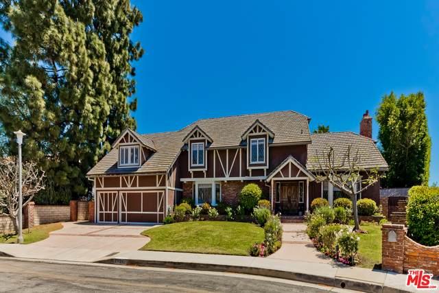 2724 Aqua Verde Cir, Los Angeles, CA 90077 (#21-726564) :: Amazing Grace Real Estate | Coldwell Banker Realty