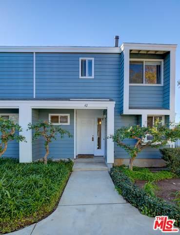 15735 Nordhoff St #42, North Hills, CA 91343 (#21-726672) :: Randy Plaice and Associates
