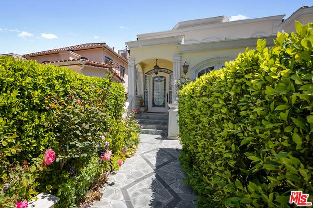 442 S Almont Dr, Beverly Hills, CA 90211 (#21-726914) :: Berkshire Hathaway HomeServices California Properties
