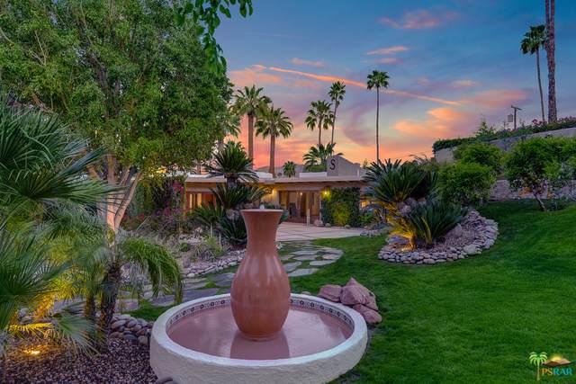 297 Ridge Rd, Palm Springs, CA 92264 (MLS #21-726978) :: The John Jay Group - Bennion Deville Homes