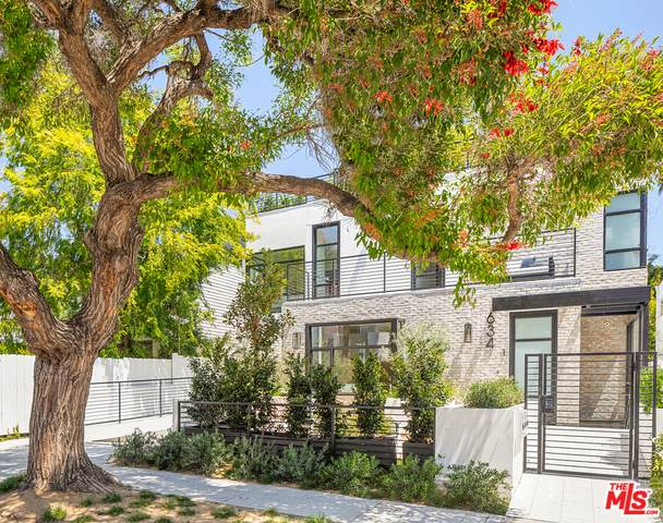 634 Huntley Dr #2, West Hollywood, CA 90069 (#21-727058) :: Compass