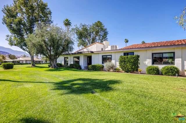 83 Durango Cir, Rancho Mirage, CA 92270 (MLS #21-727322) :: The John Jay Group - Bennion Deville Homes