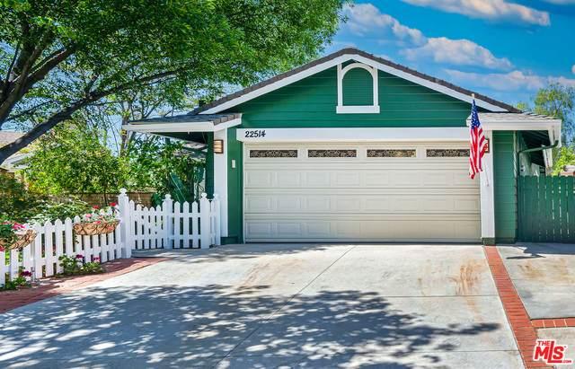 22514 Holms Ct, Santa Clarita, CA 91350 (#21-727468) :: Montemayor & Associates