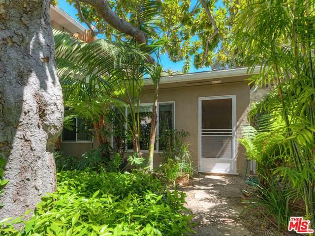 853 12Th St D, Santa Monica, CA 90403 (MLS #21-727476) :: Hacienda Agency Inc
