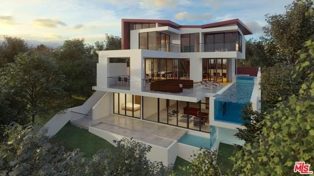 2176 Ridgemont Dr, Los Angeles, CA 90046 (MLS #21-727530) :: The John Jay Group - Bennion Deville Homes
