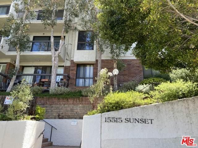 15515 W Sunset Blvd #208, Pacific Palisades, CA 90272 (#21-727624) :: Randy Plaice and Associates