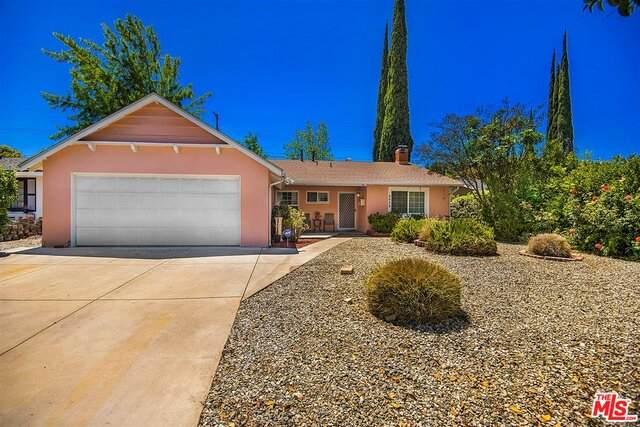 6629 Neddy Ave, West Hills, CA 91307 (#21-727734) :: Berkshire Hathaway HomeServices California Properties