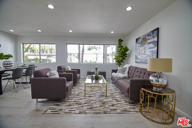 1025 N Kings Rd #105, West Hollywood, CA 90069 (#21-727928) :: Compass