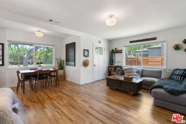 4048 Coolidge Ave, Culver City, CA 90066 (MLS #21-728134) :: Hacienda Agency Inc