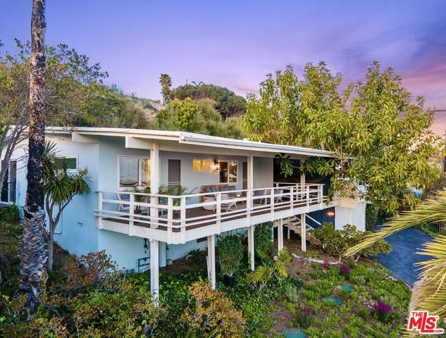 31131 Bailard Rd, Malibu, CA 90265 (MLS #21-728152) :: The John Jay Group - Bennion Deville Homes