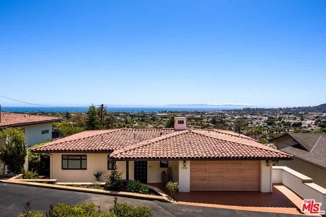 1338 De La Guerra Rd, Santa Barbara, CA 93103 (MLS #21-728186) :: The Jelmberg Team
