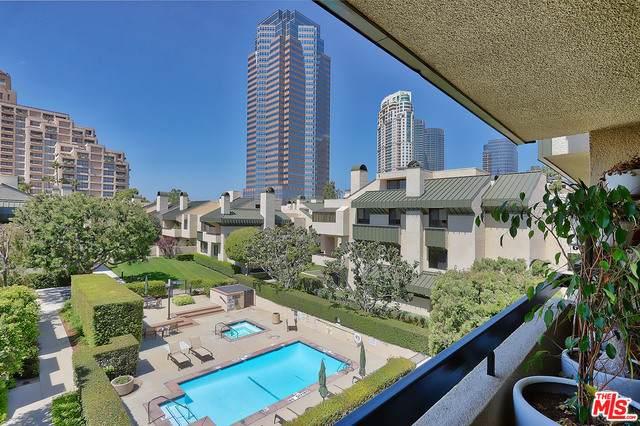 2189 W Century Hl, Los Angeles, CA 90067 (#21-728230) :: Berkshire Hathaway HomeServices California Properties