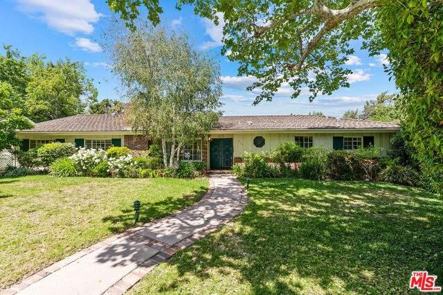 4179 Longridge Ave, Sherman Oaks, CA 91423 (#21-728530) :: The Pratt Group