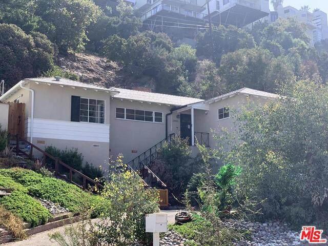 3900 Benedict Canyon Dr, Sherman Oaks, CA 91423 (#21-728532) :: Randy Plaice and Associates