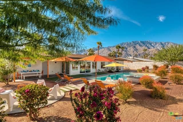 2864 E Valencia Rd, Palm Springs, CA 92262 (MLS #21-728648) :: Zwemmer Realty Group