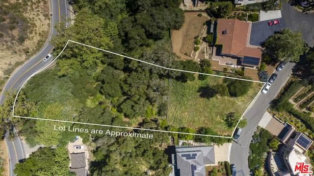 330 Sherman Rd, Santa Barbara, CA 93103 (MLS #21-728754) :: The Jelmberg Team