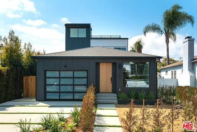 1129 Van Buren Ave, Venice, CA 90291 (#21-728944) :: The Pratt Group