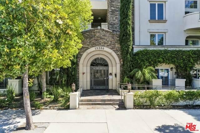 15206 Burbank Blvd #116, Sherman Oaks, CA 91411 (#21-728972) :: Lydia Gable Realty Group