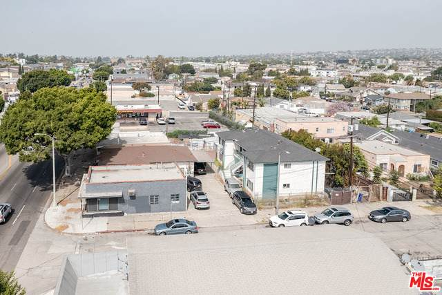 3001 W Florence Ave, Los Angeles, CA 90043 (#21-729080) :: Randy Plaice and Associates