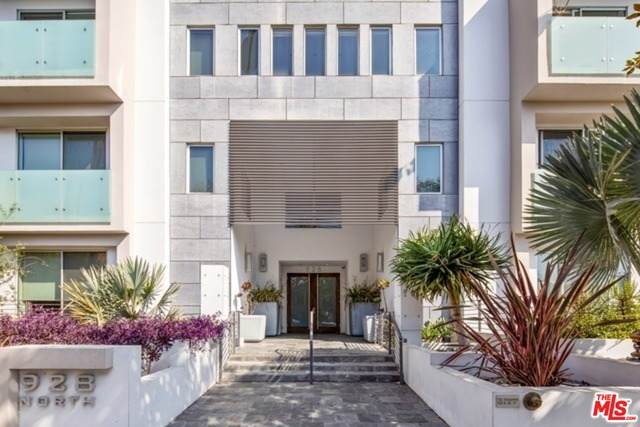 928 N Croft Ave #301, Los Angeles, CA 90069 (#21-729118) :: Compass