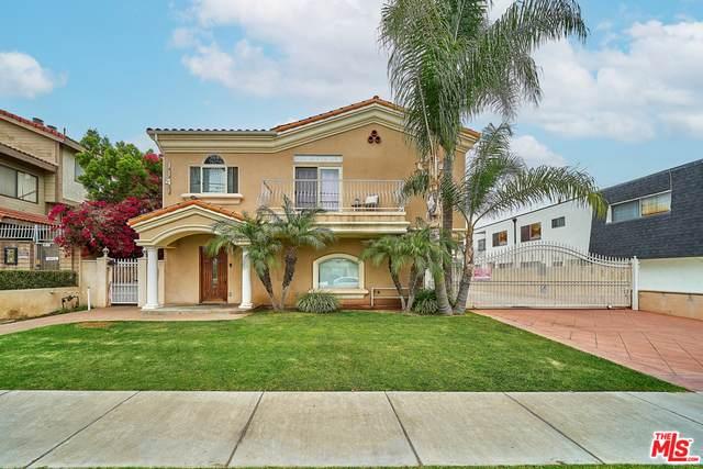 1141 Magnolia Ave #6, Gardena, CA 90247 (#21-729176) :: The Grillo Group